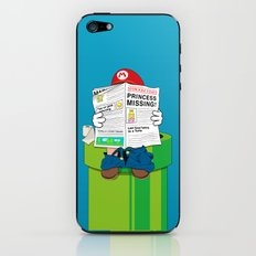 Mario iPhone & iPod Skin