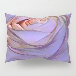 Violet rose Pillow Sham