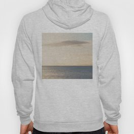 the world is too big to stay in one place ... Hoody