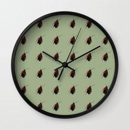 Blatta Wall Clock