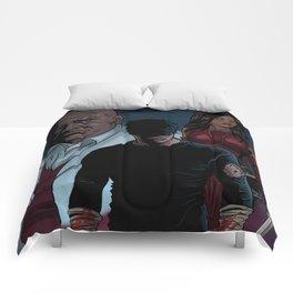 Matt, Fisk & Elektra Comforters