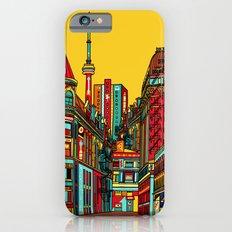 Sound of the city Slim Case iPhone 6s