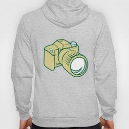Camera DSLR Retro Hoody