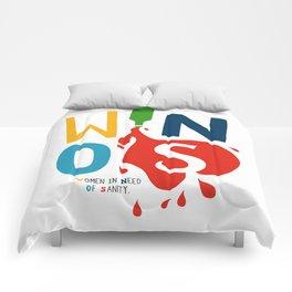 W.I.N.O.S. Comforters