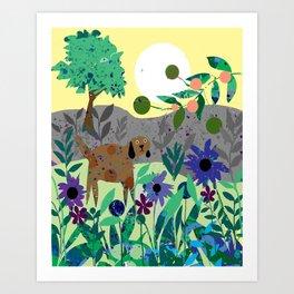 May Thirteenth Art Print