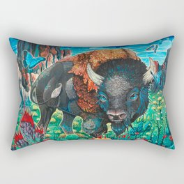 Roam Rectangular Pillow