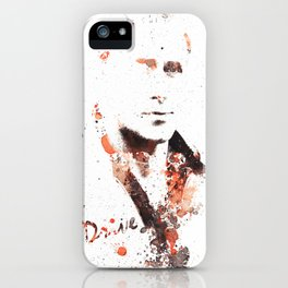 and a real hero iPhone Case