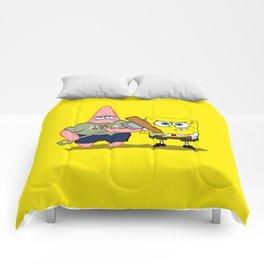 Sponge of the Dead Comforters