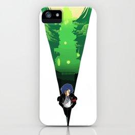 persona 3 iPhone Case