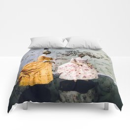 China Through The Looking Glass 3 Comforters