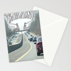 Road Monster Stationery Cards