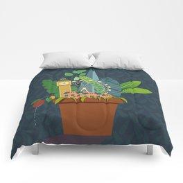 London Garden Comforters