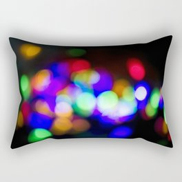 Holiday Sparkle Rectangular Pillow