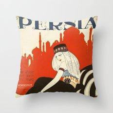 persia pillow Throw Pillow