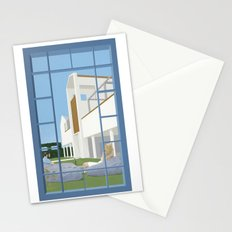 Winery Afternoon alt Stationery Cards