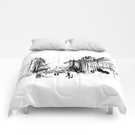 Alchemy Sketch - City Comforters