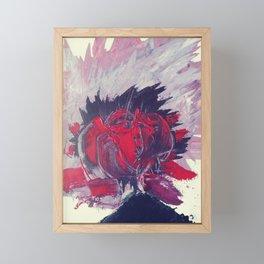 Phoenix Rose Framed Mini Art Print
