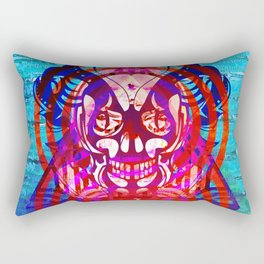 Miami Fede Rectangular Pillow