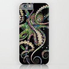 Octopsychedelia (black) Slim Case iPhone 6s