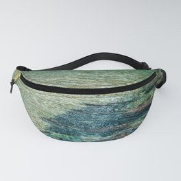 Waters of Sand Harbor. Lake Tahoe. California. USA Fanny Pack