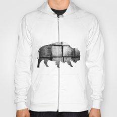Buffalo (The Living Things Series)  Hoody