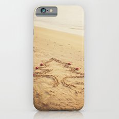 Merry Christmas! - Christmas at the beach iPhone 6s Slim Case