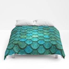 Scales of Atlantis Comforters