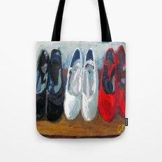 Zapatos de Flamenca Tote Bag