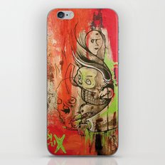 Art Is Yoghurt / Kunst ist Quark iPhone & iPod Skin
