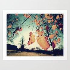 Rallonge Art Print