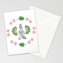 Zen Bali Buddha Stationery Cards