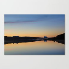 Suilven and Cul Mor Canvas Print