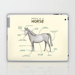 Anatomy of a Horse Laptop & iPad Skin