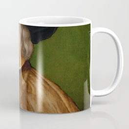 Albrecht Dürer - Portrait of Maximilian I Coffee Mug