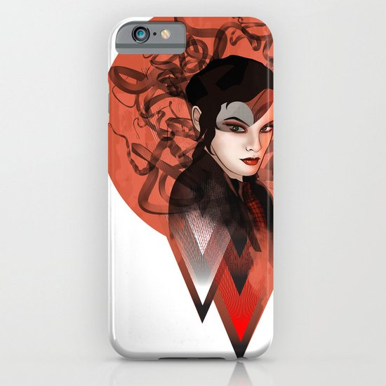 RED TRIANGLE iPhone & iPod Case