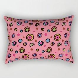 DOTTIE PINK Rectangular Pillow