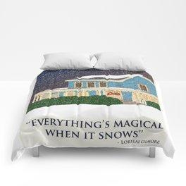 Gilmore girls house Comforters