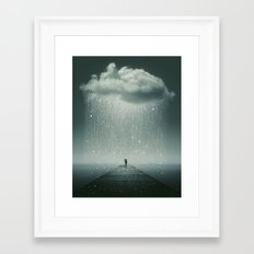 Weathering the Storm Framed Art Print