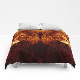Golden Lion Comforters