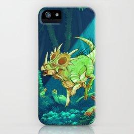 Cretaceous Abduction iPhone Case