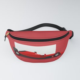 Racing Car Fanny Pack