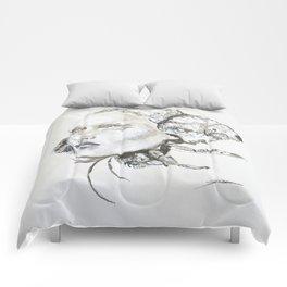 Sea Shell 1 Comforters