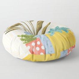 Little Garden || Floor Pillow