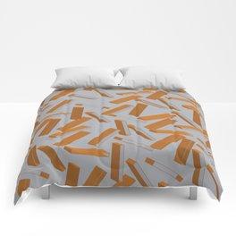 3D Pattern  X 0.4 Comforters