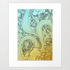 Dreamer Art Print