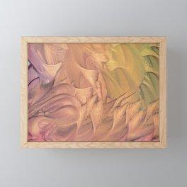 Tranquillitas Framed Mini Art Print