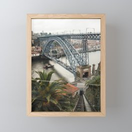 O Porto II Framed Mini Art Print