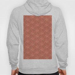 pattern floral Hoody