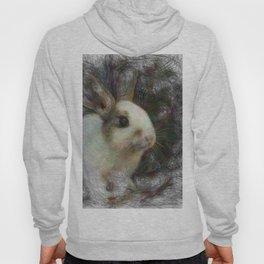 Artistic Animal Bunny 2 Hoody