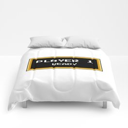 Player 1 ready Comforters